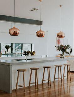 Phoenix Tapware | kitchen inspiration | Photo Credit Studio Black Interiors