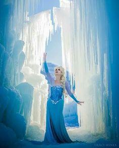 Traci Hines as Elsa
