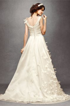 Ethereal Monarch Gown from BHLDN