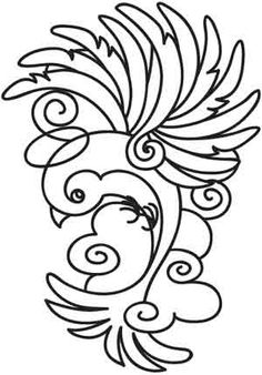 Embroidery Designs at Urban Threads Beaded Embroidery, Cross Stitch Embroidery, Embroidery Patterns, Hand Embroidery, Machine Embroidery, Snowflake Embroidery, Colouring Pages, Adult Coloring Pages, Coloring Books