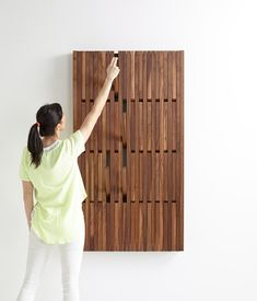Piano Coat Rack Large by PERUSE   Freestanding wardrobes
