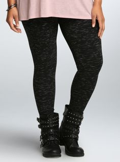 Area Dye Premium Leggings From the Plus Measurement Style Group at www.Vintagean....  See more by clicking the photo link