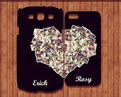 Original regalo para San Valentín, envíanos de 6 a 10 fotos y hacemos estos case de celular de collage en forma de corazón,precio $250 cada uno ,envío $50 pesos por DHL express a toda la República, podemos agregar nombres fechas cambiar color , infinidad de opciones. Disponible para: iphone 4/4s - 5/5s- 5c-5se- 6/6plus-iphone 7-iphone 7 plus -ipod5 GalaxyS7/S7 EDGE S6/S6 EDGE/S6 EDGE plus/S5/S4/S3/S5mini/S4mini/S3mini/Note2/Note3/Note4/Note5/Grand prime/Grand 1/Galaxy A3/A5/A7/A3 2016/A5…