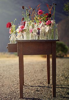 simple and absolutely beautiful vase collection by the style files, via Flickr