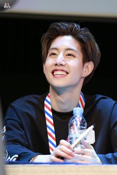 Image uploaded by Cathy Phan. Find images and videos about kpop, and mark on We Heart It - the app to get lost in what you love. Youngjae, Kim Yugyeom, Jaebum, Jinyoung, Mark Bambam, Got7 Mark Tuan, Girls Girls Girls, Mark Jackson, Jackson Wang