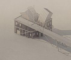 RETROFITTING THE AMERICAN DREAM   Artur Alexandrovich Nesterenko   Archinect