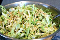 Салат с осноыой из язфка