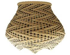 beautiful hand-woven basket