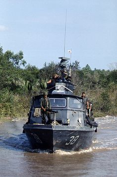 Pictures of us navy ships in Vietnam War | Vietnam War, U.s. Navy Inshore Patrol Poster By Everett