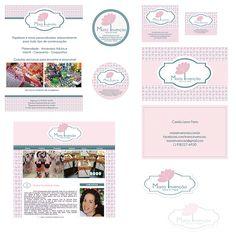 Cantinho do blog Layouts e Templates para Blogger: Encomenda Entregue Maria Invenção