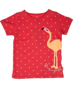 Name It adorable flamingo printed baby t-shirt