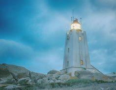 The lighthouse at Cape Columbine.   #travel #westerncape #paternoster #westcoast #capewestcoast #naturereserve