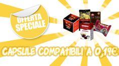 ADESSO SI RISPARMIA: Offerta capsule compatibili Nespresso e Lavazza