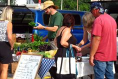 Find some delicious locally grown & made items at our local Farmers Market!