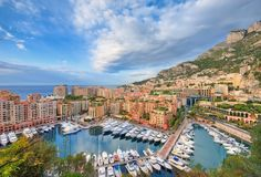 """Port of Fontvieille @ Monaco (French Riviera)"" by Eric Rousset via 500px.com ( Monaco )"