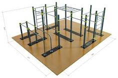 street workout equipment - Google Search