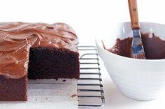 simple choc cake