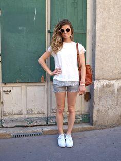 Basics & Fantaisy B.O on www.marieandmood.com @zara @lusinealunettes - French blogger - Mode - Look - Style - Fashion - Mode femme - Summer style - Follow me