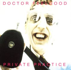 New entry today. Entrée du jour .  Doctor Feelgood at backtovinyls.fr .
