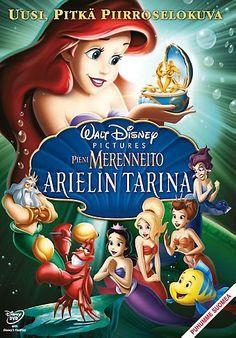 Pieni Merenneito: Arielin tarina