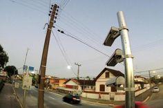Multas de trânsito em Joinville: Veja onde estão os radares que entram em operação na próxima segunda-feira +http://brml.co/1JC6yO4