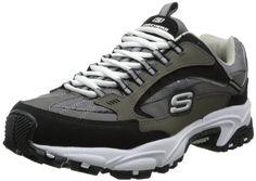 Skechers Sport Men's Stamina Nuovo Fashion Sneaker,Charcoal/Black,7.5 M US Skechers http://www.amazon.com/dp/B0037UZAQY/ref=cm_sw_r_pi_dp_s6BCvb09R40JG