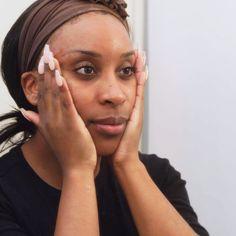 Jackie Aina Walks Us Through Her Intense Nighttime Skin Routine Jackie Jackie, Jackie Aina, Dark Skin Makeup, Glowy Skin, Face Routine, Night Time Routine, Girl Face, Black Girl Magic, Natural Skin