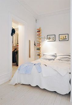 Scandinavian Style: Two Duvets on One Bed | Apartment Therapy