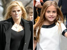 domesticated mini cougar. | Anna Nicole Smith and her daughter Dannielynn. Cute Celebrities, Celebs, Anna Nicole Smith, Louise Brooks, Star Pictures, Celebrity Kids, Attractive People, Christina Aguilera, Angelina Jolie