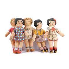 Pollocks toy shop Dean's Rag Doll Uncut