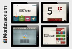 montessorium educational apps for kids