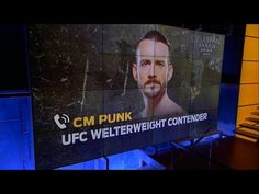 UFC ON FOX: CM Punk's Full Interview With Colin Cowherd On 'The Herd'