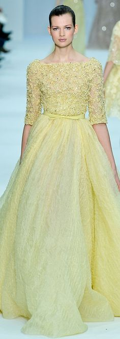 Elie Saab - Couture Spring 2012......  GOOD NEWS!!  ....  Register for the RMR4 International.info Product Line Showcase Webinar Broadcast at:  www.rmr4international.info/500_tasty_diabetic_recipes.htm    ......................................      Don't miss our webinar!❤........