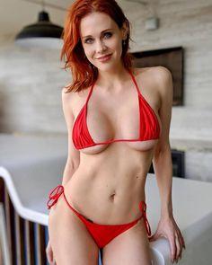 Sexy Bikini, Bikini Girls, Bikini Babes, Maitland Ward, Bollywood Actress Hot Photos, Beautiful Redhead, Beach Girls, Swimsuits, Swimwear