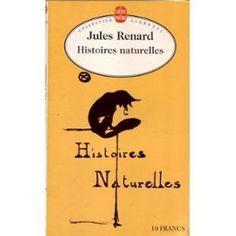 histoires naturelles par jules renard - 1,00 € #onselz