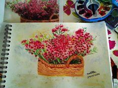 GALERIA DE PINTURAS: A cesta de flores