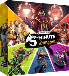 5-Minute Dungeon | Board Game