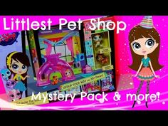 Littlest Pet Shop Mystery Pack and More! - YouTube