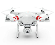 Back in stock DJI Phantom 2 Vision Quadcopter with Integrated FPV Camcorder (White)
