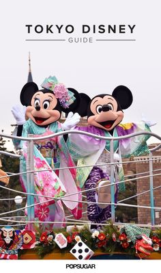 Pin for Later: 23 Things You Need to Know Before You Visit Tokyo Disney