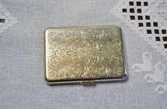Vintage Limoges Limiteds Business Card Holder by PanchosPorch