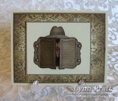 Stamp-n-Design: My Sheriff Cowboy Owl Card