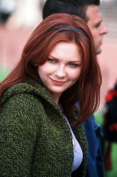 M-J-mary-jane-watson as potrayed by Kirsten Dunst