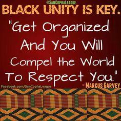 Black Unity, Black Revolution