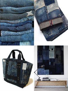 Het recyclen van textiel heeft een lange geschiedenis in Japan. Al in de 17e eeuw werd in katoenen indigo stoffen nieuw leven geblazen met sashiko, boro, sakiori en zanshi. In software is een 'patch' een reparatie, en in principe is dat in mode hetzelfde, met ellebogen en knieën als voornaamste slijtageplekken. Een patch kan ook een integraal onderdeel van het ontwerpproces worden, wanneer verschillende stoffen en patronen worden samengevoegd. Japanners kennen de patchworktechniek boro