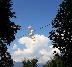#Luftballon #rießenballon #Balloneria #Kleinsasserhof Fruit, Food, Balloons, Getting Married, Wedding, Essen, Meals, Yemek, Eten