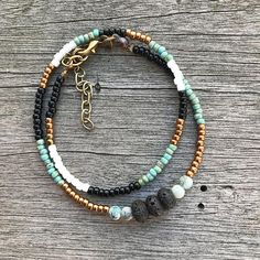 Essential oil diffuser bracelet lava bead bracelet beaded