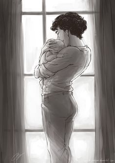 Something about Nothing <<< this picture goes so well with a Sherlolly fafic 'Under The Skin' which I'm reading at the moment... (previous pinner)