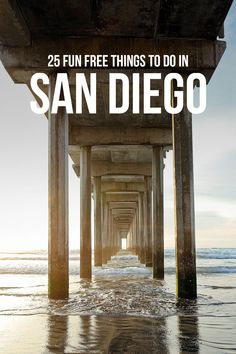 31 ✅ things to do in San Diego ✈️ with day trips from San Diego. Find the best things to do, eat, see and ⭐ to visit in San Diego. Pacific Beach San Diego, San Diego Beach, San Diego Zoo, Beaches In San Diego, San Diego Trip, Moving To San Diego, San Diego Vacation, San Diego Travel, Fort Lauderdale