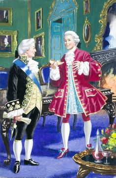 The Prince and his footman - Cinderella - Eric Winter